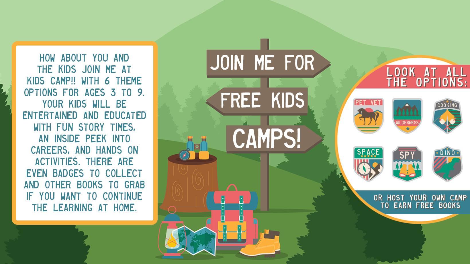 spy kids camp