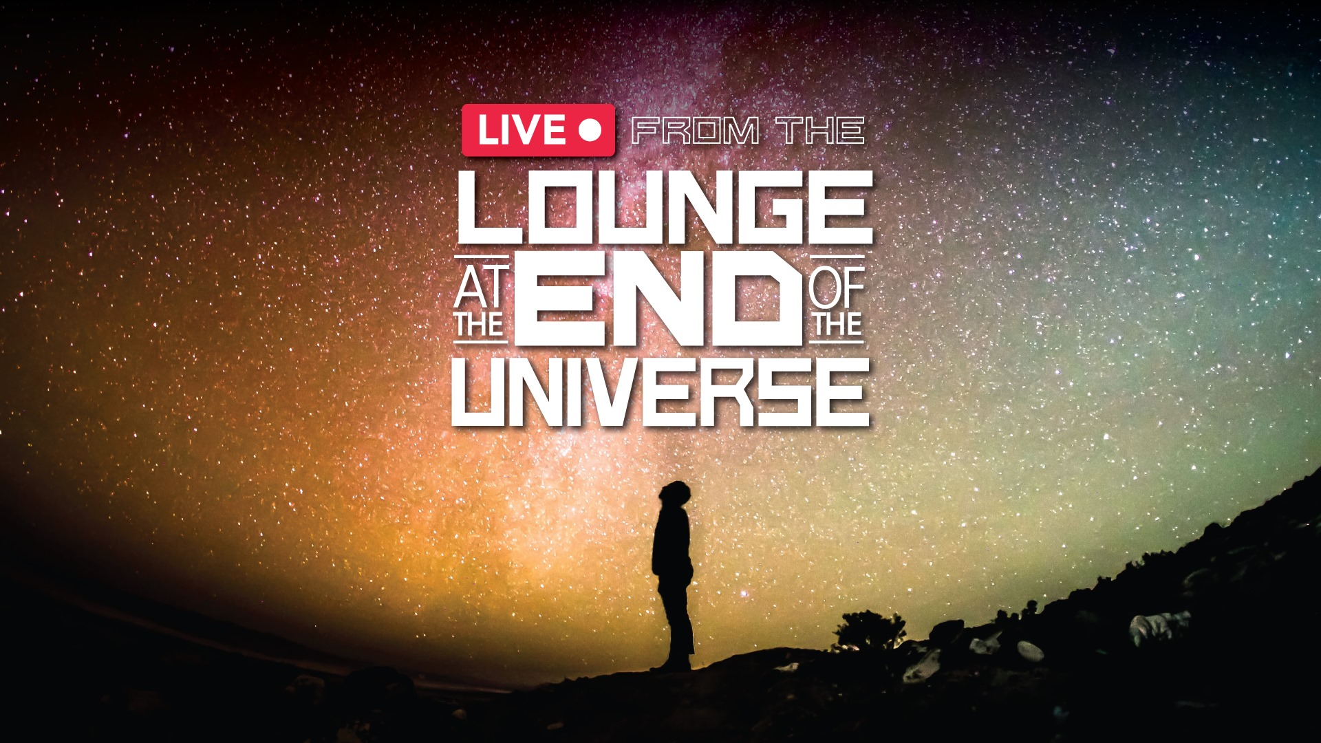 the lounge from the end of the universe