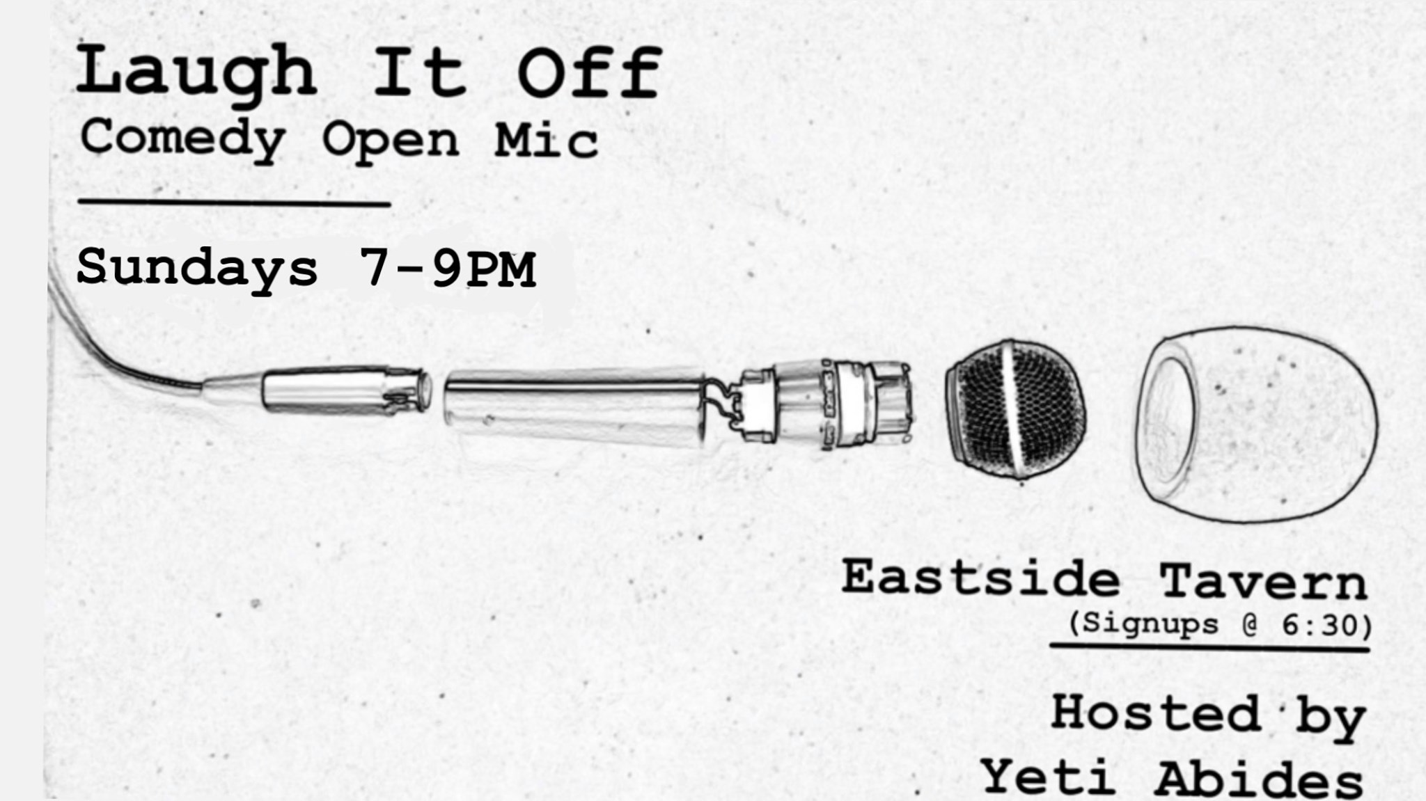 comedy open mic