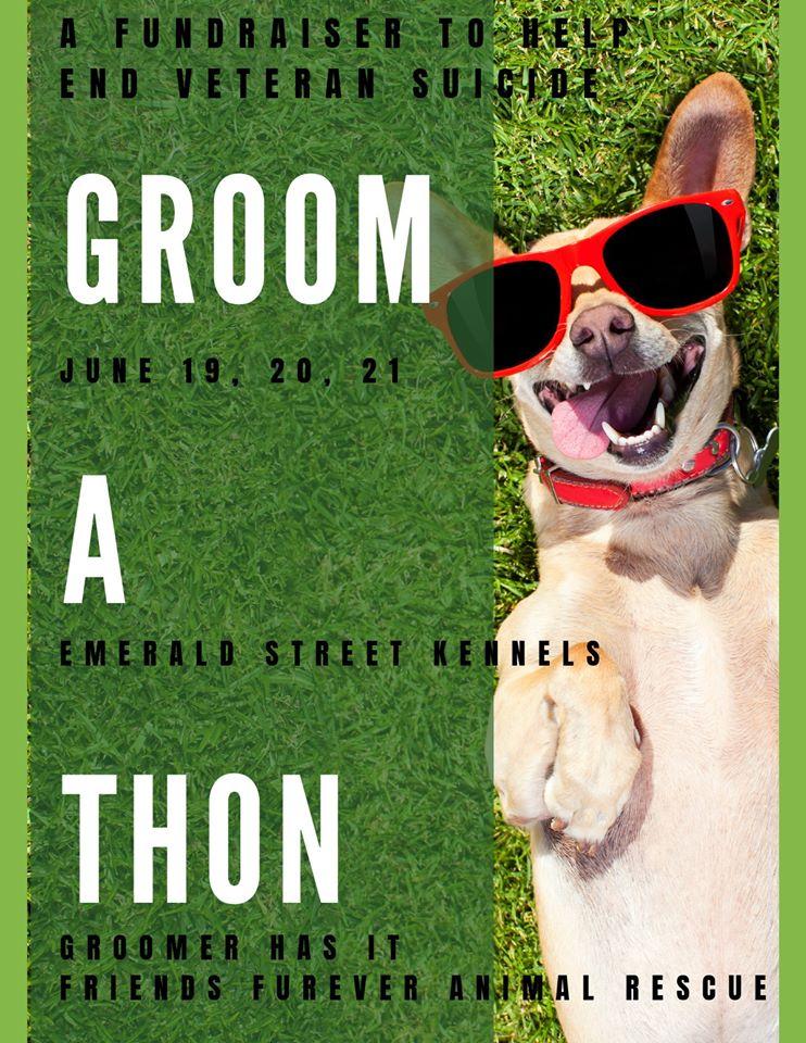 groom a thon